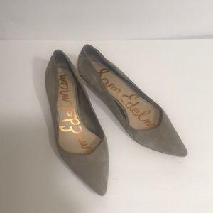 Sam Edelman Rodney D'Orsay Kitten heels.